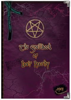Le livre de sorts de Laair Hathy