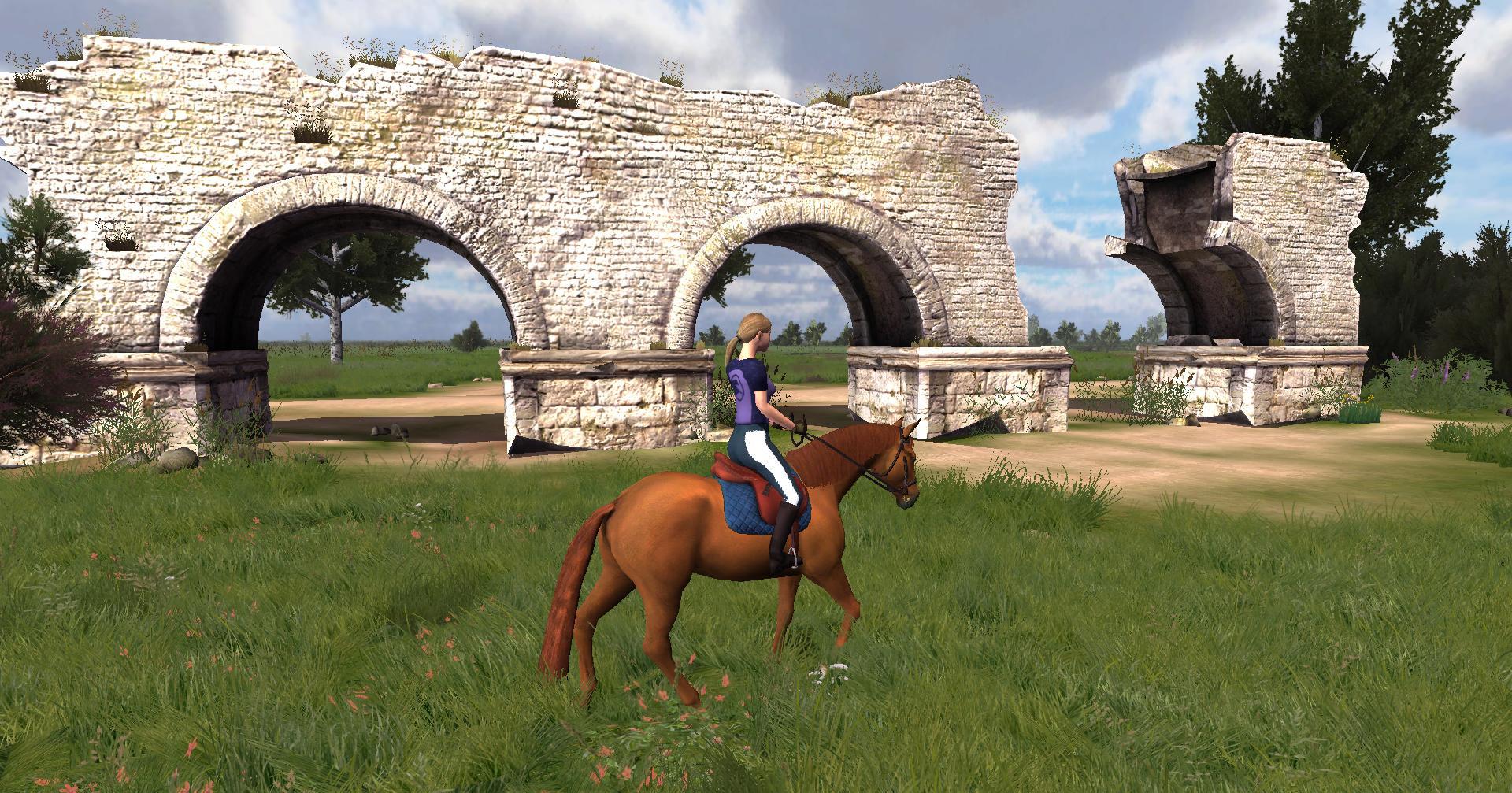 pferde online games