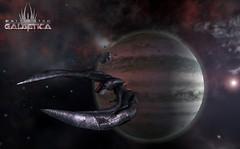 E3 2010 : Aperçu de Battlestar Galactica Online