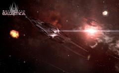 Comic-Con 2010 : BattleStar Galactica se dévoile et s'illustre