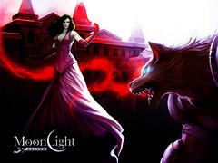 Les formes animales des vampires et loups-garous de Moonlight Online