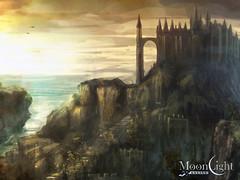 Les trois capitales de Moonligth Online
