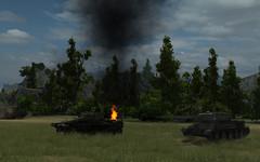 World of Tanks ouvre les hostilités en bêta-test privé