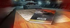Panzerkampfwagen Maus : un livre estampillé WoT