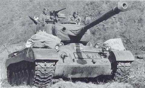 Un peu d'histoire: Le M26 Pershing