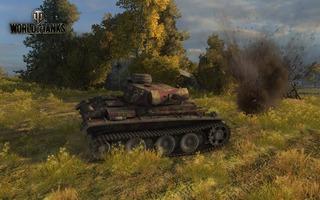 Les chars allemands de la 8.5