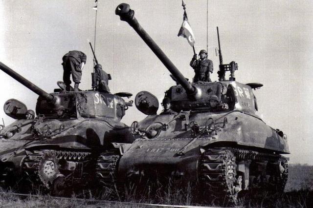 Un peu d'histoire: Le M4 Sherman