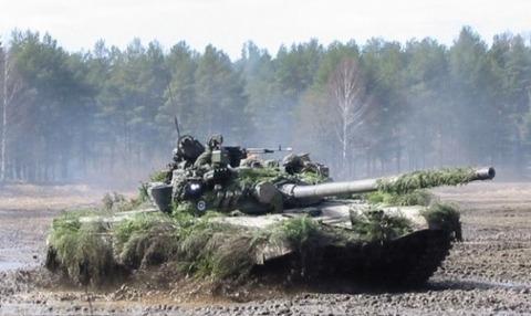 T-72 2 Finland