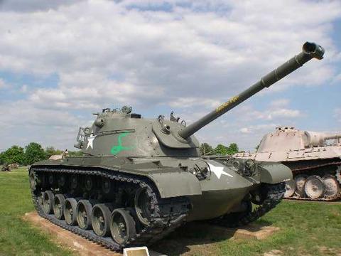 Un peu d'histoire: Le M48 Patton