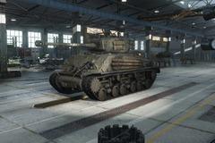 Comparatif M4A3E8 Sherman contre Fury
