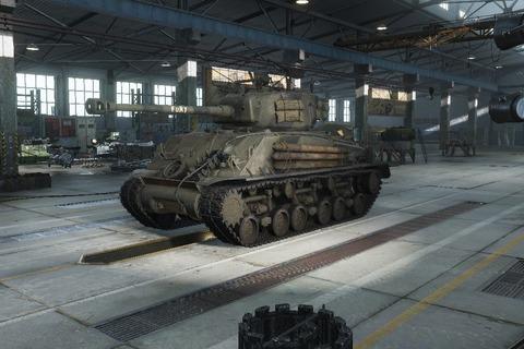 World of Tanks - Comparatif M4A3E8 Sherman contre Fury