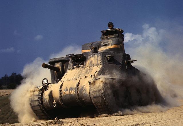 Un peu d'histoire: Le M3 Lee/Grant