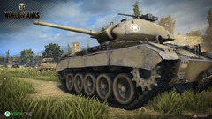 World of Tanks annoncé sur Xbox One