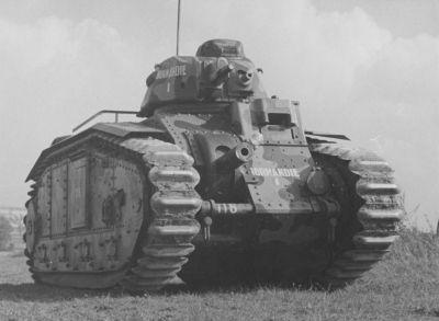 World of Tanks - Un peu d'histoire: Le B1Bis