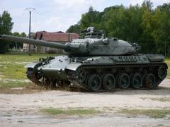 Un peu d'histoire: L'AMX 30