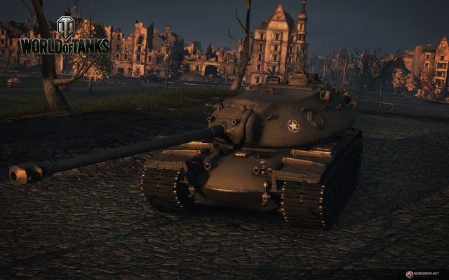 USA M103