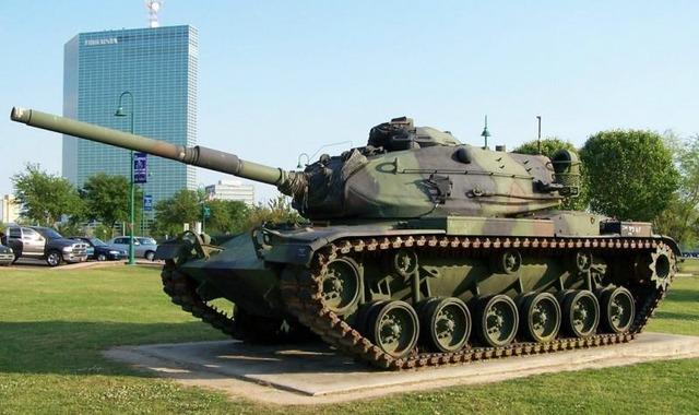 Un peu d'histoire: Le M60 Patton