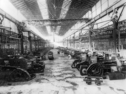 f27 berliet 1918