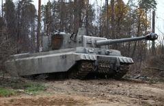 Le Tigre P, méchant de l'histoire