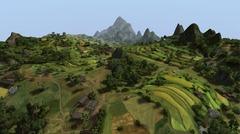La carte Crête du dragon vue par les développeurs
