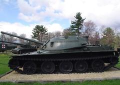 T95 avec une autre tourelle et le 90mm à Barillet