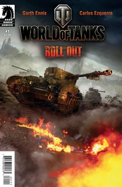 Une bande dessinée World of Tanks par le créateur de Preacher