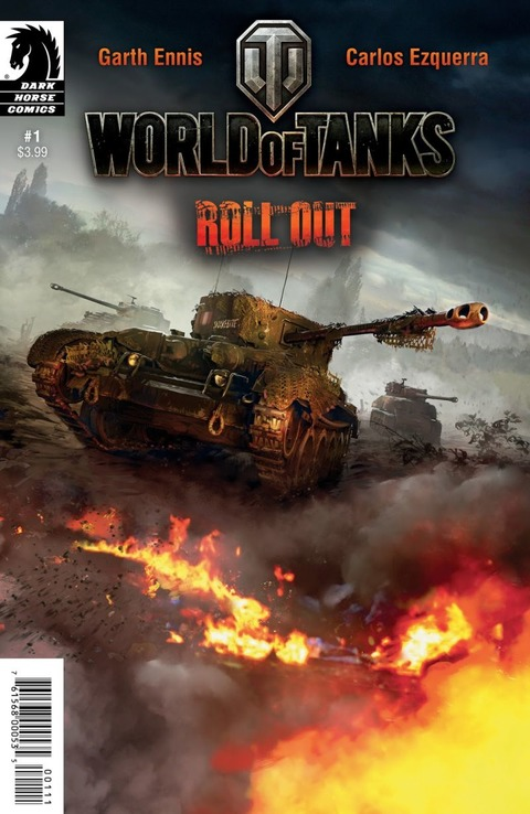 World of Tanks - Une bande dessinée World of Tanks par le créateur de Preacher