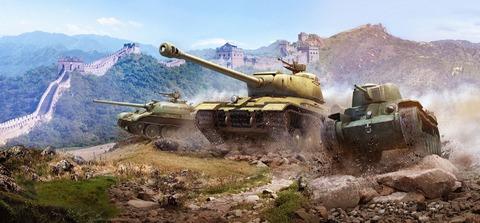 Avant-première - Mise à jour 8.2, les chars chinois débarquent !