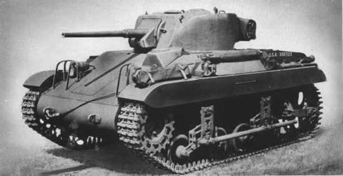 Un peu d'histoire: Le M22 Locust