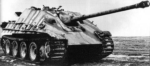 Un peu d'histoire: Le Jagdpanther