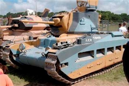 matilda-tank