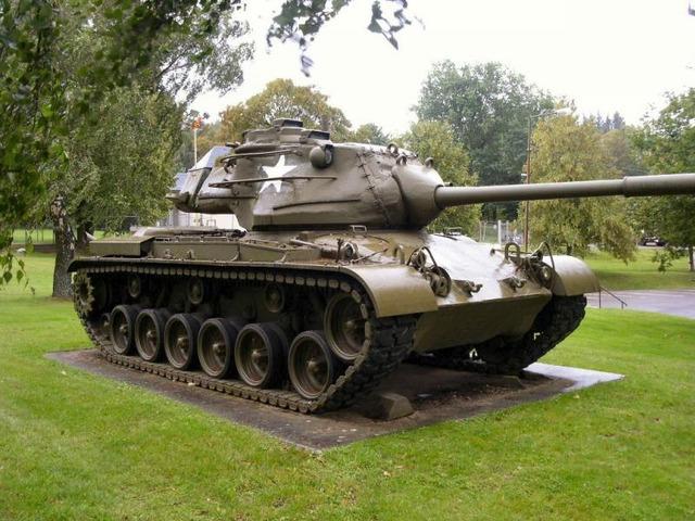 Un peu d'histoire: Le M47 Patton