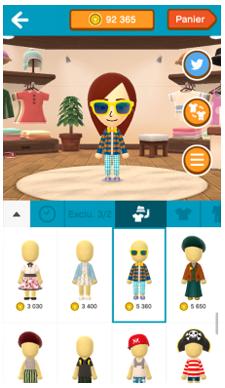 Miitomo, la première application Nintendo