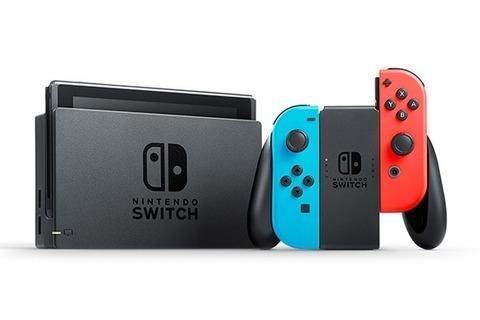 Nintendo - Nintendo détaille le succès de la Switch
