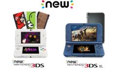 La New Nintendo 3DS se lancera en Europe le 13 février, pour un catalogue de jeux étoffé