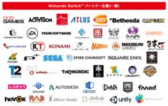 La Nintendo Switch se dévoile