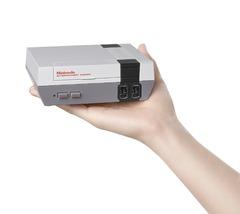 La Nintendo Classic Mini, nouvelle console rétro par Nintendo