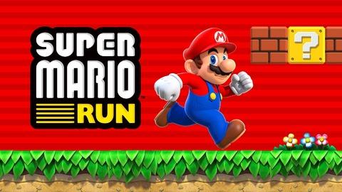 Nintendo - Super Mario Run déçoit les investisseurs de Nintendo