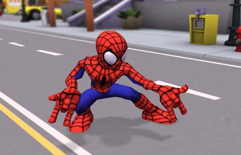 Super Hero Squad Online - Marvel Super Hero Squad Online disponible en français