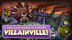 Villainville, la ville des Villains, s'annonce dans SHSO