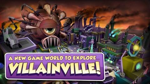 Super Hero Squad Online - Villainville, la ville des Villains, s'annonce dans SHSO