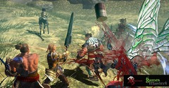 Le MMO d'action Red Blood s'annonce en version européenne