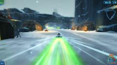 Mini jeu : Speederbike