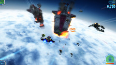 Mini jeu : Starfighter