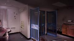 Cellule d'isolement