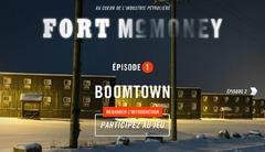 « SimCity pour de vrai », le jeu web documentaire Fort McMoney est disponible