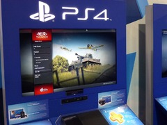 PGW 2013 - War Thunder sur PS4