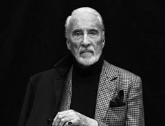 Disparition de l'immortel Christopher Lee