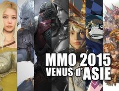 Espoirs 2015 : les MMO venus d'Asie