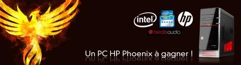 Concours : un PC HP Phoenix à gagner